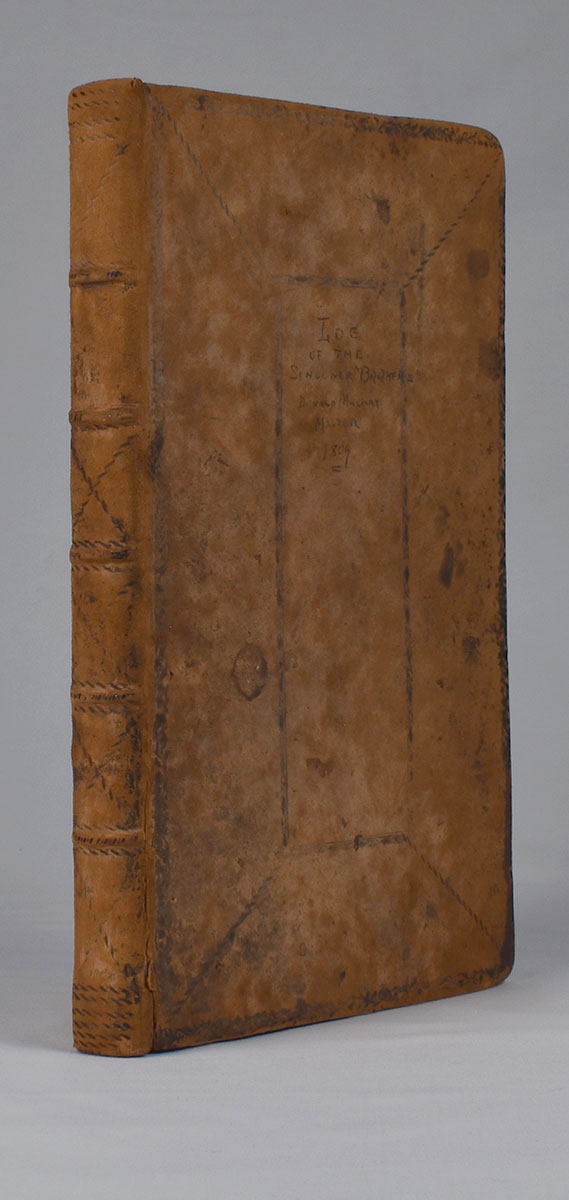 A Journal of a Voyage to the Pacific Ocean, in the Schooner