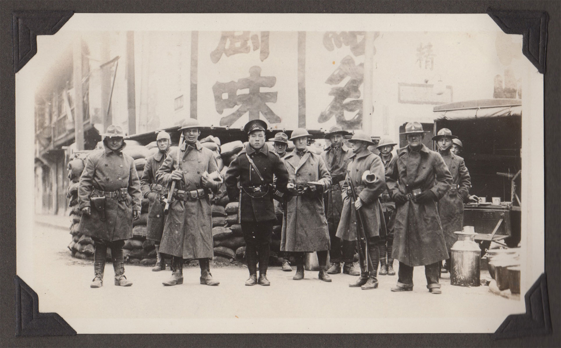 U S  31st Infantry Regiment in the Philippines and Shanghai