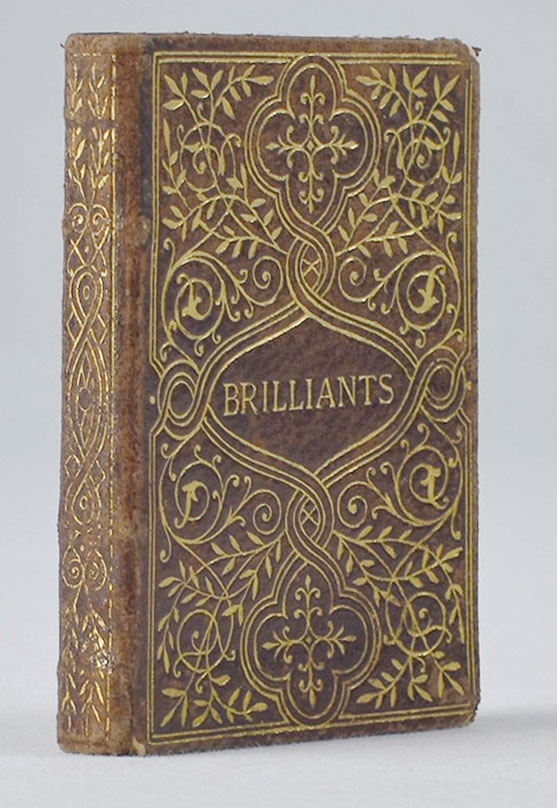 Brilliants : A Setting of Humorous Poetry in Brilliant Types.