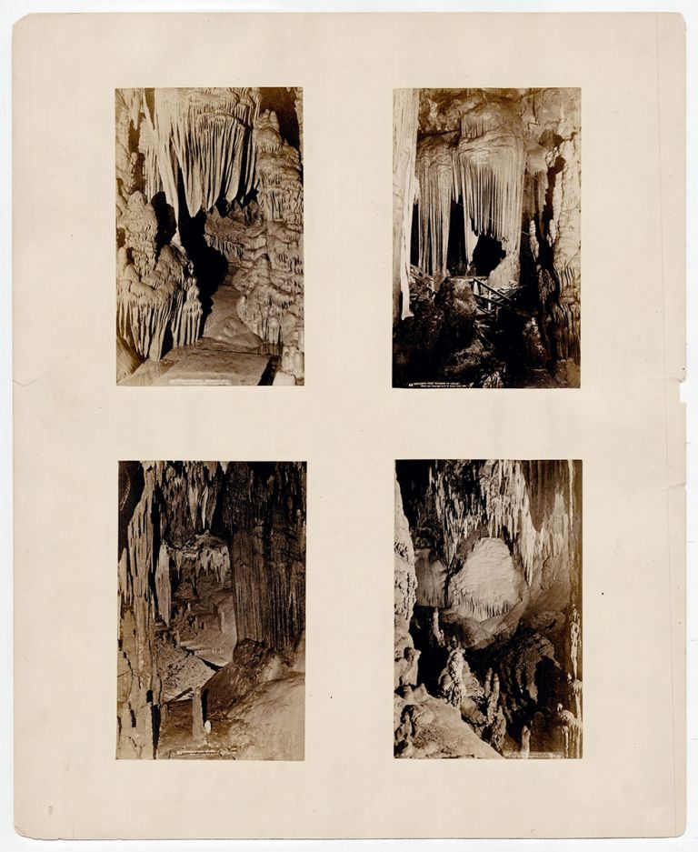 Caverns of Luray photographs. C. H. James, photographer.