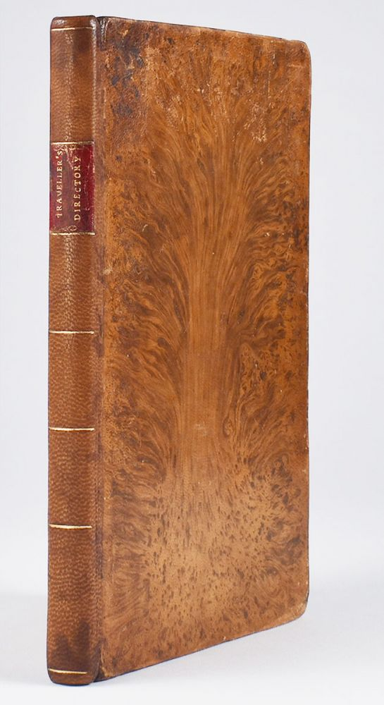 The Traveller's Directory, or a Pocket Companion: shewing the course of the main road from Philadelphia to New York, and from Philadelphia to Washington. With descriptions of the places through which it passes, and the intersections of the cross roads. Illustrated with an account of such remarkable objects as are generally interesting to travellers. From actual survey. S. S. Moore, T. W. Jones.