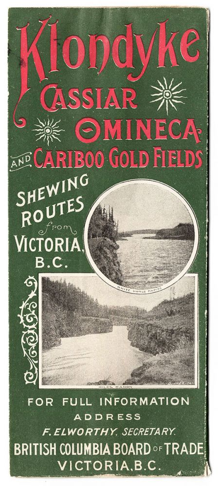 Victoria British Columbia Canada. The Head Quarters for Miners Outfits.