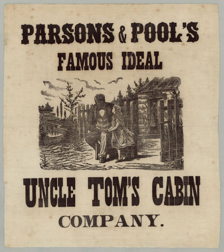 Parsons & Pool's Famous Ideal Uncle Tom's Cabin.