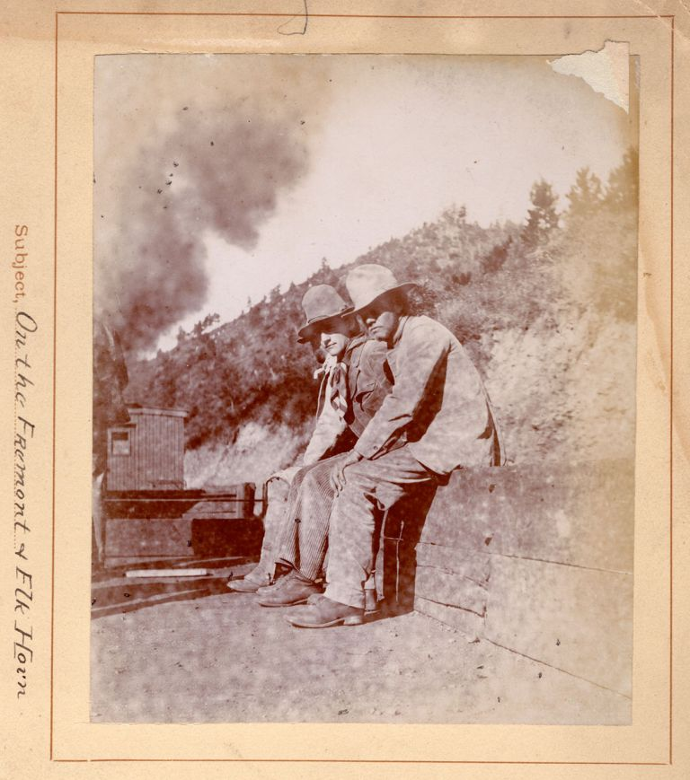 [Deadwood and Black Hills photo archive]. Bob Zuver, compiler?