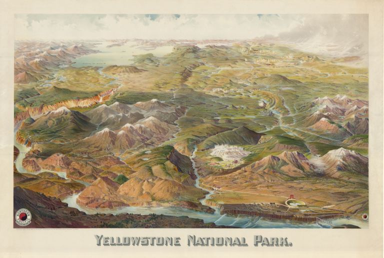 Yellowstone National Park. Henry Wellge.