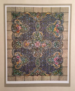The Art Work of Louis C. Tiffany.