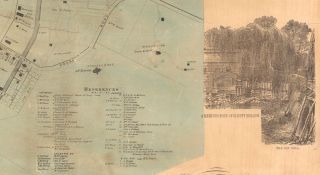 Plan of Tarrytown and Vicinity, Westchester Co. N.Y.