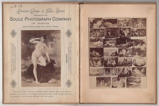 Illustrated Catalogue of Figure Studies