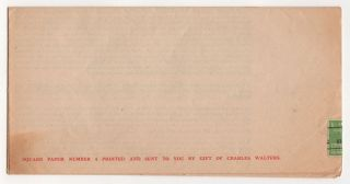 A Taliesin Square Paper : A Nonpolitical Voice From Our Democratic Minority. Square Paper Number 4, Defense.