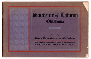 Lawton Souvenir Views. Joe B. Baker, compiler.