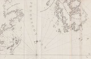 [Penobscot Bay to Blue Hill Bay, Maine].
