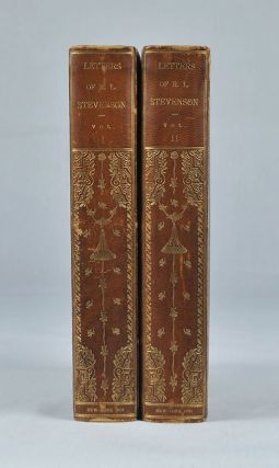 The Letters of Robert Louis Stevenson to his Family and Friends; selected and edited with notes and introduction, by Sidney Colvin.