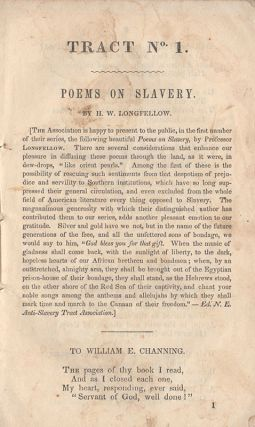 [A sammelband of abolitionist tracts].