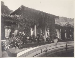 Villa Montalvo, Santa Clara Co., California. James D Phelan [cover title]. Gabriel Moulin, photog.