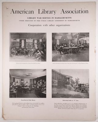 [American Library Association's Library War Service Posters, WWI.]. American Library Association.