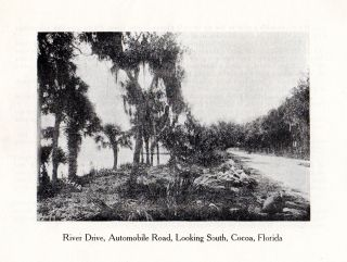 """Cocoa, Florida. """"The Gem City"""" of the Indian River."""