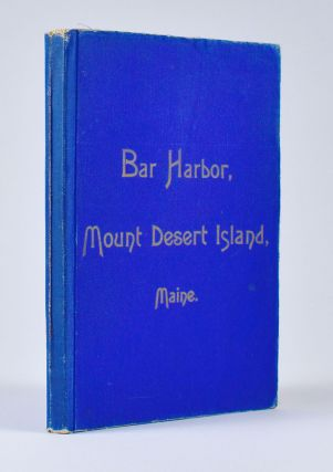Sherman's Bar Harbor Guide, Business Directory and Reference Book. [Cover title: Bar Harbor, Mount Desert Island, Maine.]