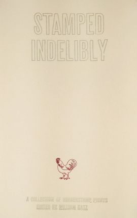 Stamped Indelibly : A Collection of Rubberstamp Prints.