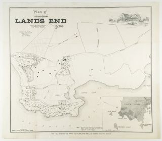 Plan of Lands End, Rockport, Mass. Joseph H. Curtis, landscape eng