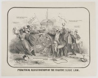 Practical Illustration of the Fugitive Slave Law. E C