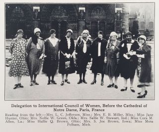 History of Central Association of Colored Women.