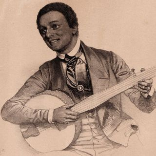 [Archive of an American Minstrel Performer Touring England with the Ethiopian Serenaders Blackface Troupe.]