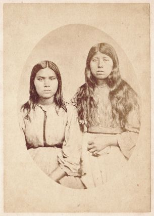 Boys and Girls of the Choctaw Nation,—S.E. corner of Indian Territory. 1872.