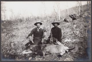 [Wyoming and Colorado Wilderness Excursion Photo Album.]