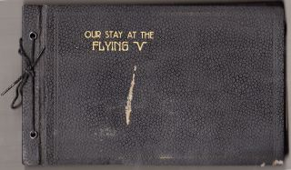 Our Stay At The Flying V [cover-title].