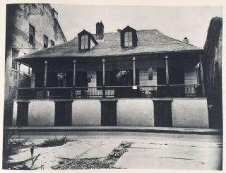 New Orleans and Its Living Past.