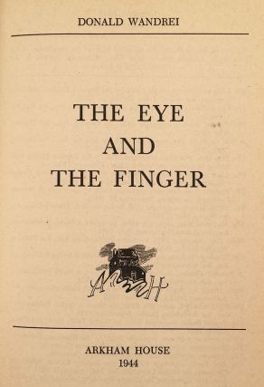 The Eye and the Finger.