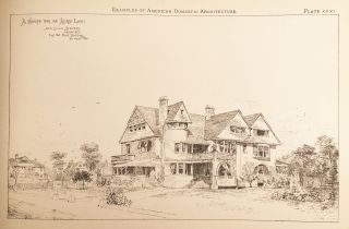 Examples of American Domestic Architecture.