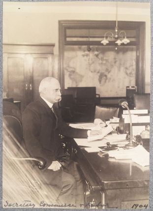 [Two photo albums documenting the personal and professional life of California politician and official Victor Metcalf].