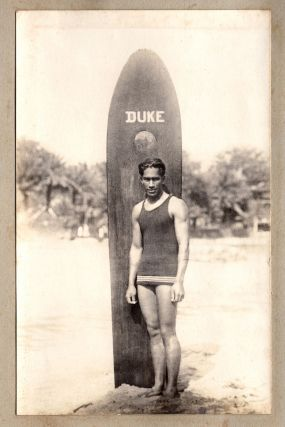 "1920s Hawaii photo album with ""The Big Kahuna"" content.]. Ray Jerome Baker, photographers, R...."