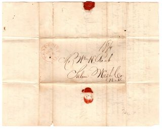[Autograph letter on cadet life at West Point.]