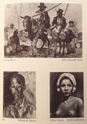 Exhibition of Productions by Negro Artists.