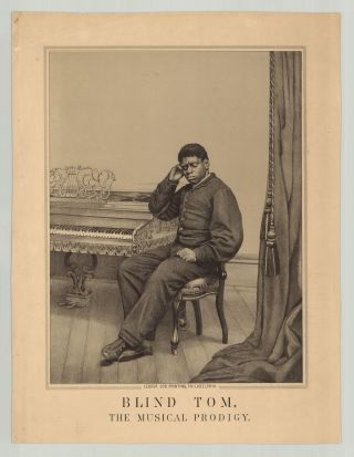 Blind Tom, the Musical Prodigy