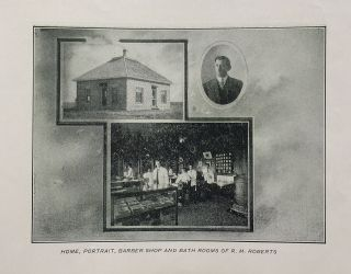 People and Homes of Cheyenne County, Kansas 1908.