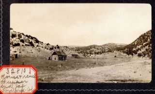 [Real-Photo Postcard Publisher's Colorado and Grand Canyon photo album]. Photographs [cover-title].