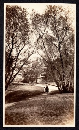 Photographs and Motor Trips 1918.