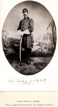 A Chaplain's Life in the Civil War. The Diary of Winthrop Henry Phelps.